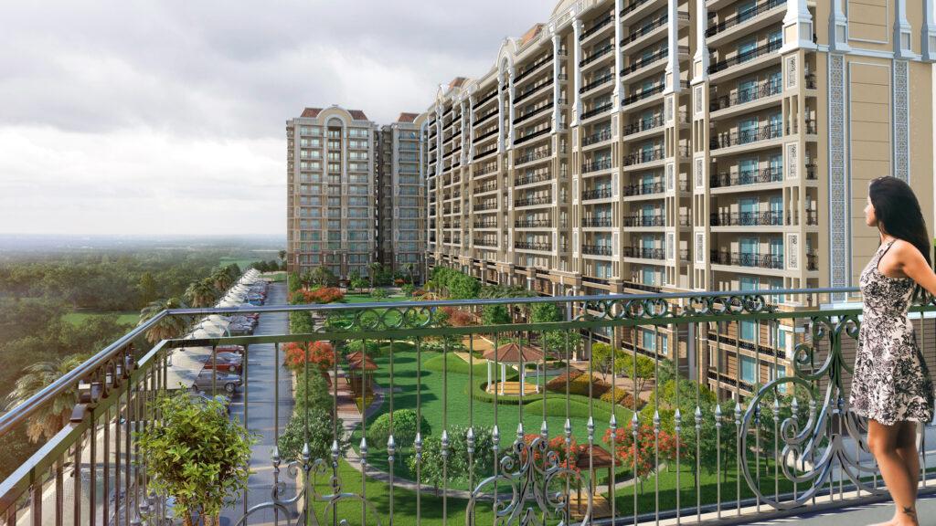 Affinity Greens Zirakpur - 3 BHK Flats for Sale in Zirakpur