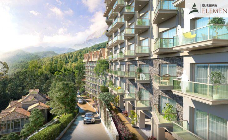 Sushma Elementa Apartments Kasauli