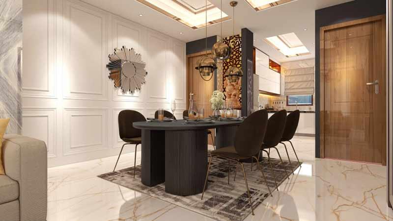 Maxxus Elanza Dinning Room