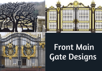 Front Main Gate Design Ideas with Images
