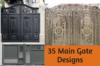 35 Main Gate Design Ideas for Home with Photos