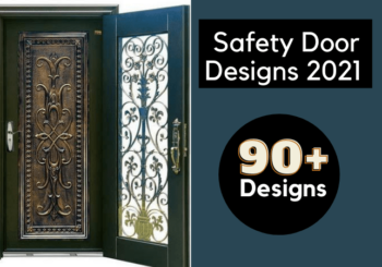 Safety Door Design Ideas with Photos