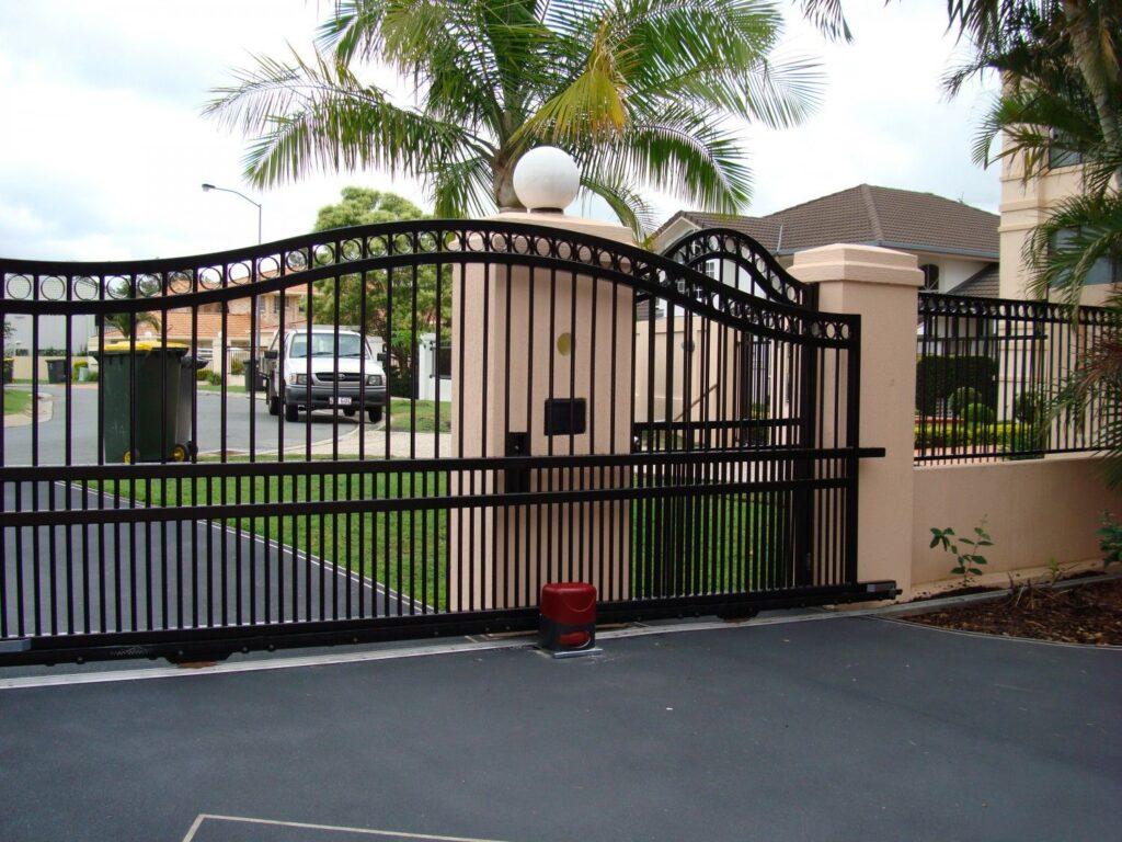 Automatic Main Gate Design 1