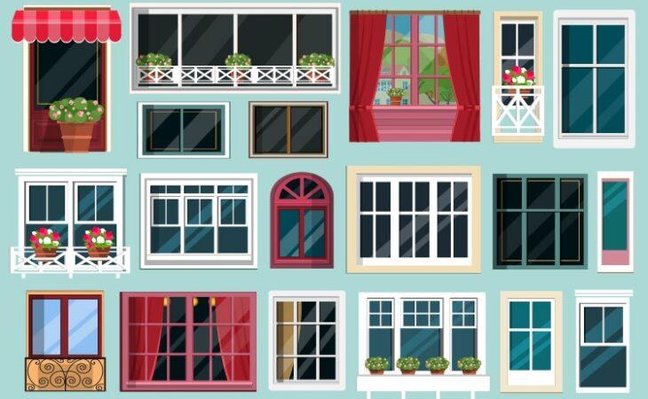 French window design ideas