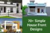50+ SINGLE FLOOR HOUSE FRONT DESIGN 3D (1)