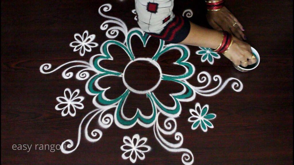 Kolam (கோலம்) Rangoli Designs for New Year