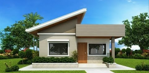 small house front design