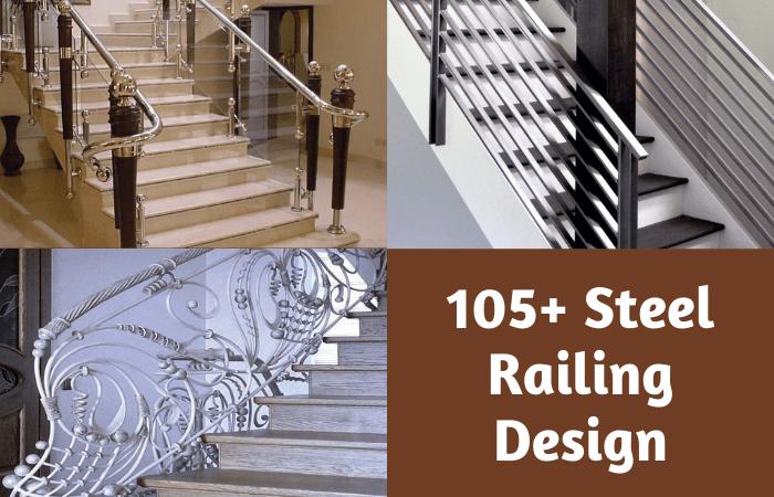 105+ Steel Railing Design