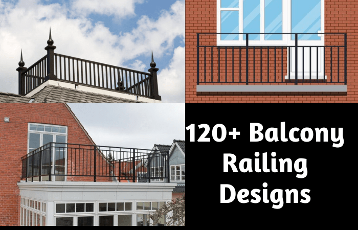 120+ Balcony Railing Designs