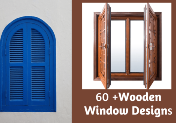 60 +Wooden Window Designs